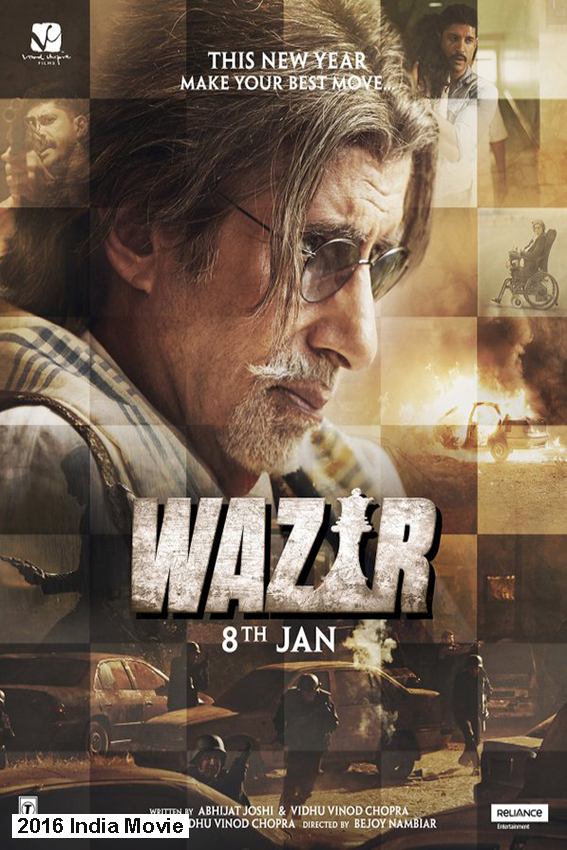 Wazir [2016 India Movie]