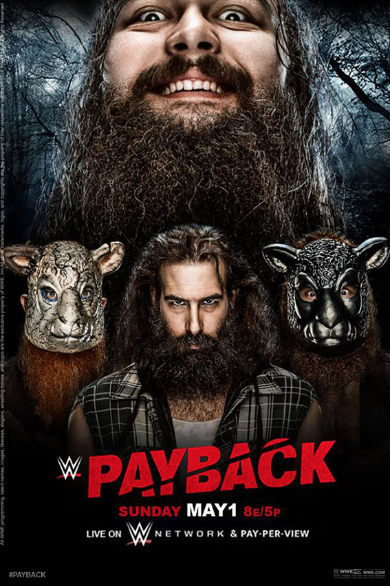 WWE Payback 2016 [2016 USA Show]