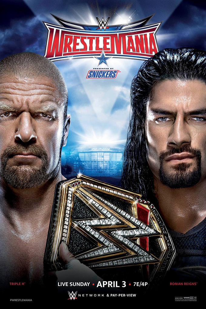 WWE Wrestlemania 32 [2016 USA Show]