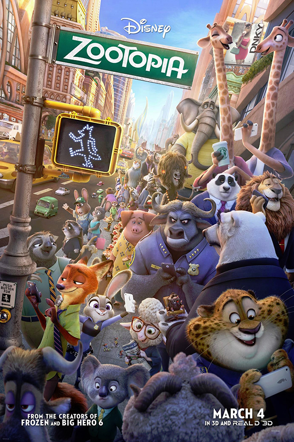 Zootopia [2016 USA Movie]