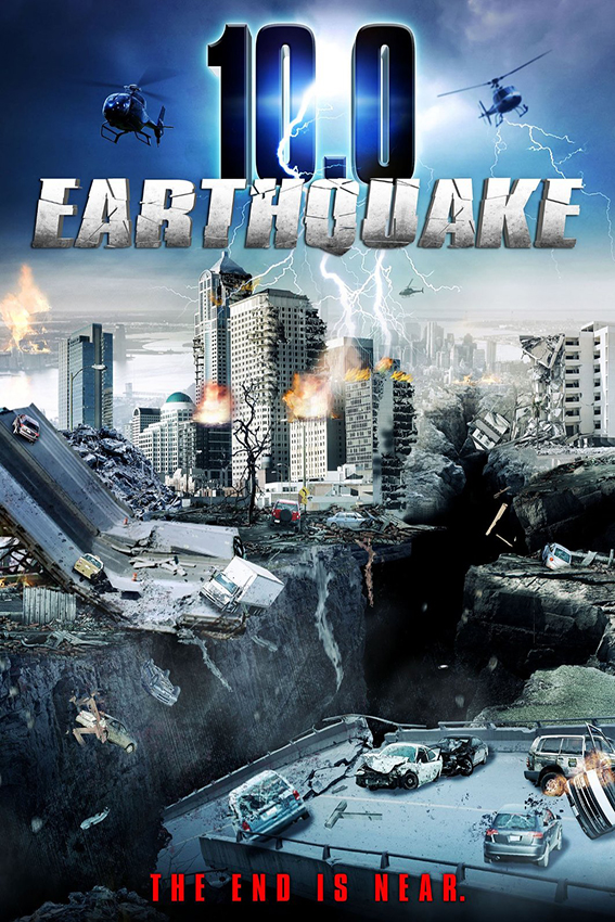 10.0 Earthquake [2014 USA Movie] Action, Adventure, Drama