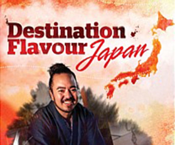 Destination Flavour Japan [2013 Australia Series] Documentary, Show, Cooking
