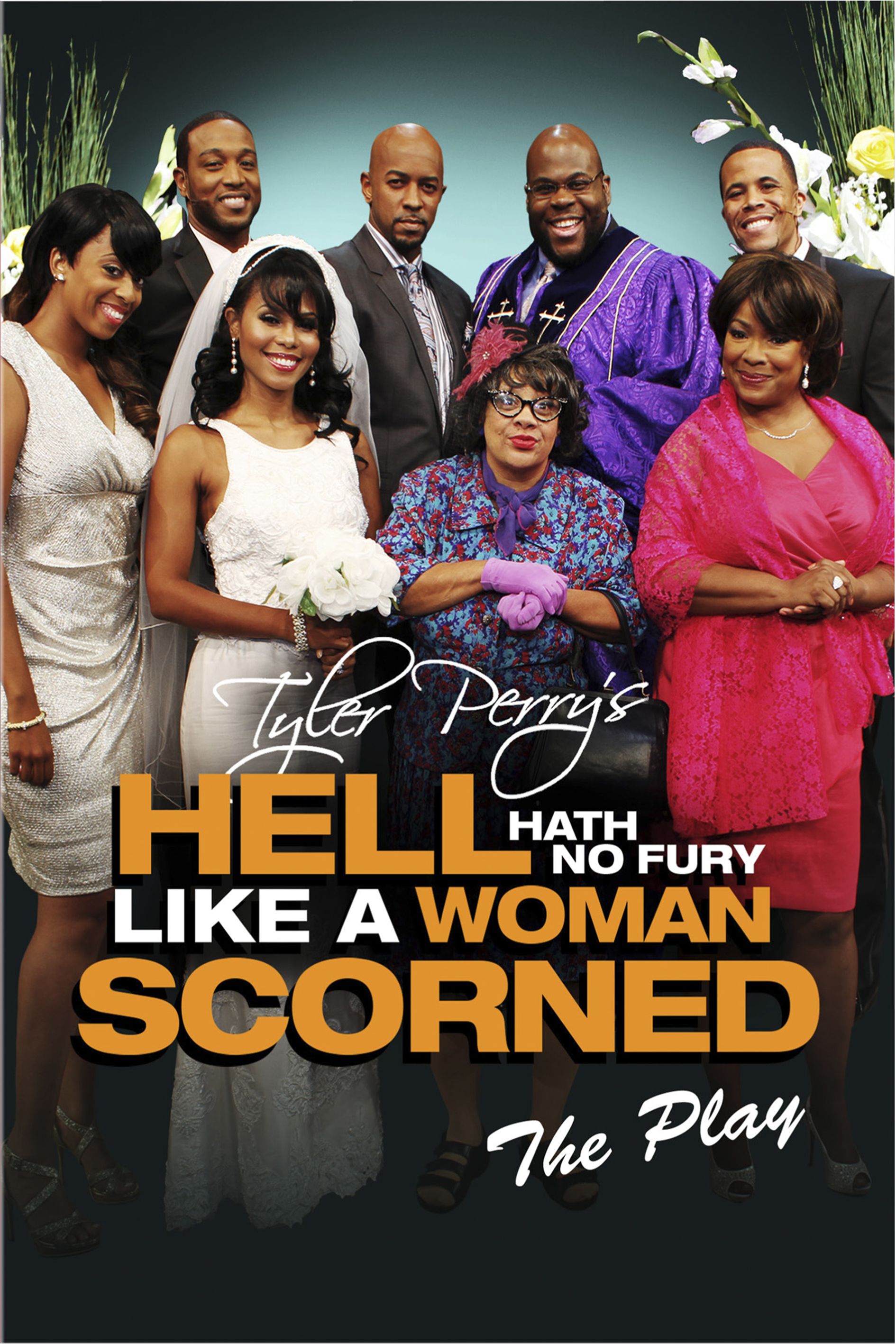 Hell Hath No Fury Like A Woman Scorned [2014 USA Play] Comedy
