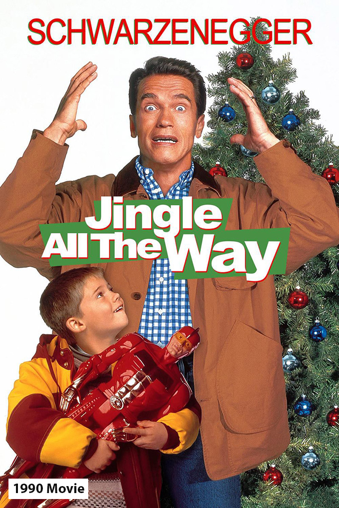 Jingle all the Way [1996 USA Movie] Comedy, Family