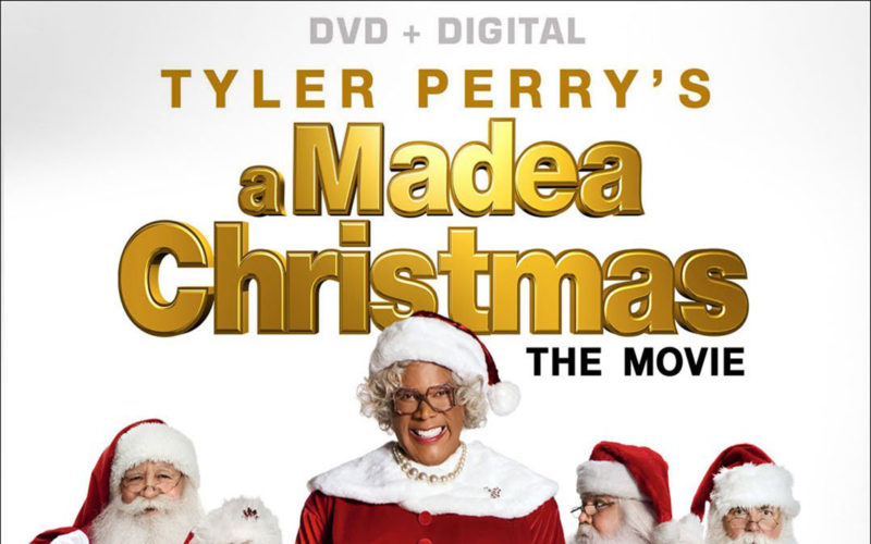 Tyler Perry: Madea's Christmas [2013 USA Movie] Comedy