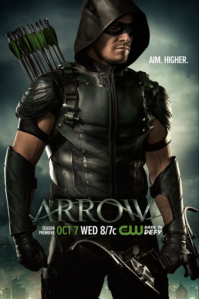 Arrow SEASON 4 Completed [2016 USA Series] Action, Sci Fi