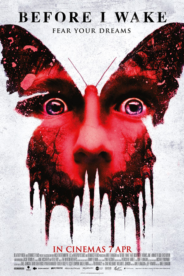 Before I Wake [2016 USA Movie] Drama, Fantasy, Horror