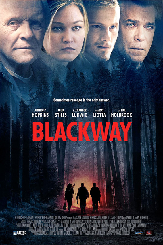 Blackway [2015 USA Movie] Thriller