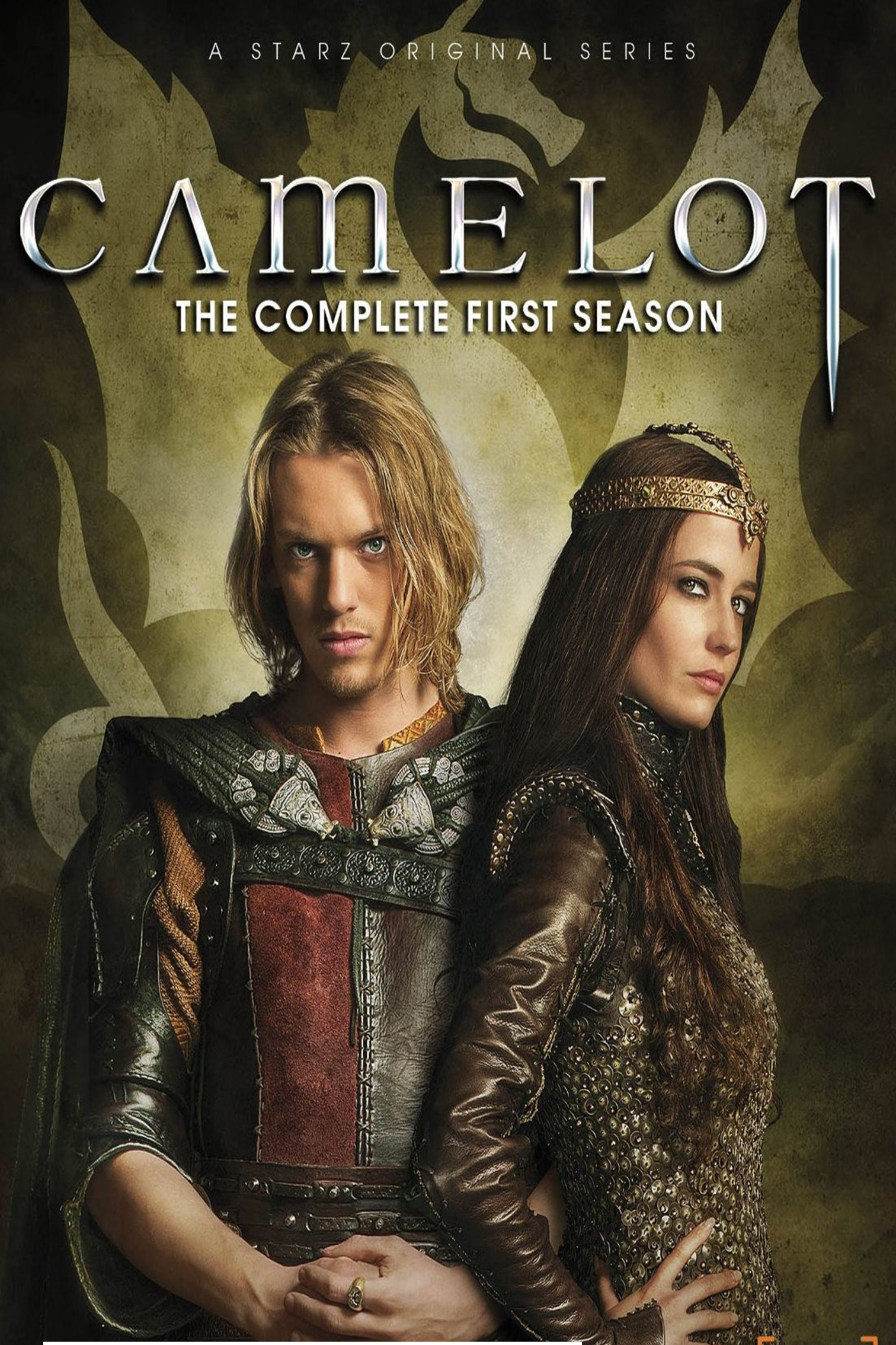 Camelot SEASON 1 Completed [2011 USA Series] Drama, Fantasy