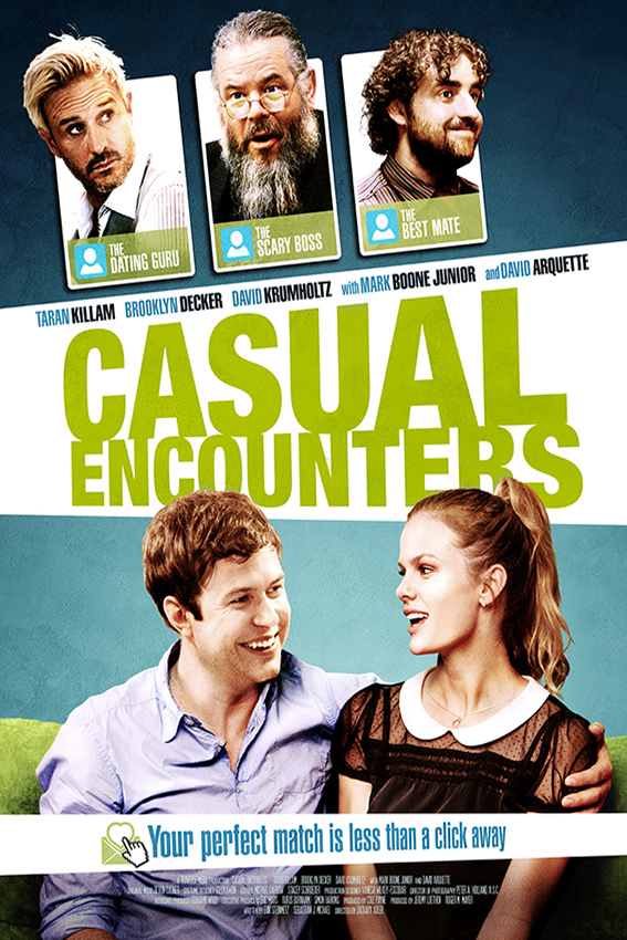 Casual Encounters [2016 USA Movie] Comedy