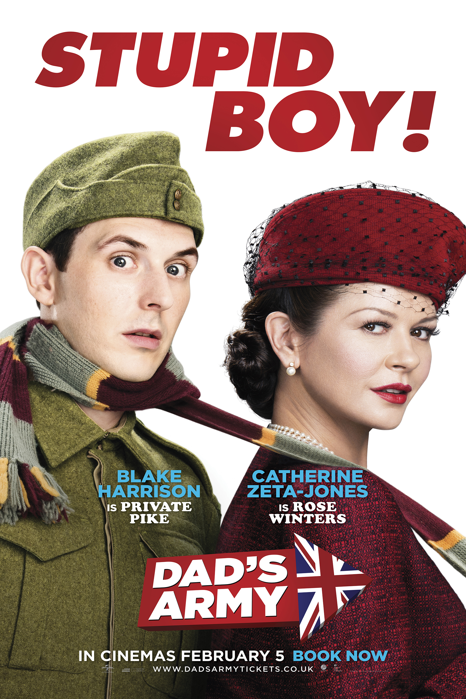 Dad's Army [2016 UK Movie]