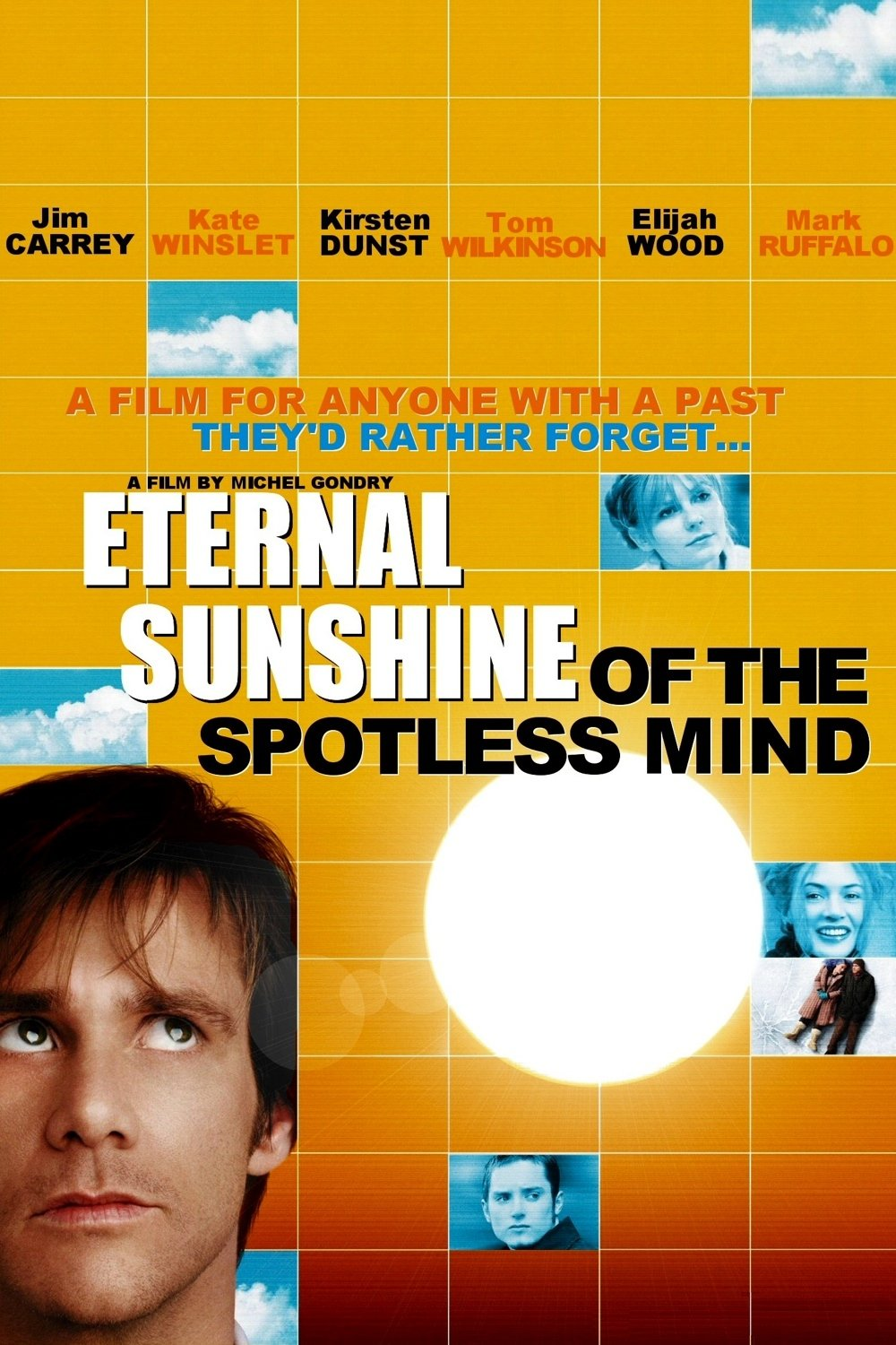 Eternal Sunshine of the Spotless Mind [2004 USA Movie] Drama, Romance, Sci Fi