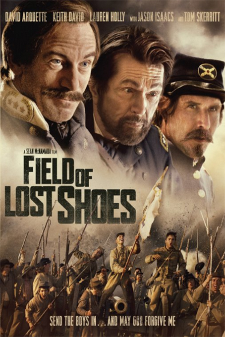 Field of Lost Shoes [2014 USA Movie] War, Action, Drama