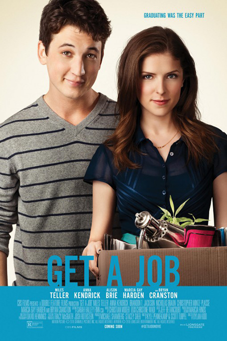 Get A Job [2016 USA Movie] Comedy