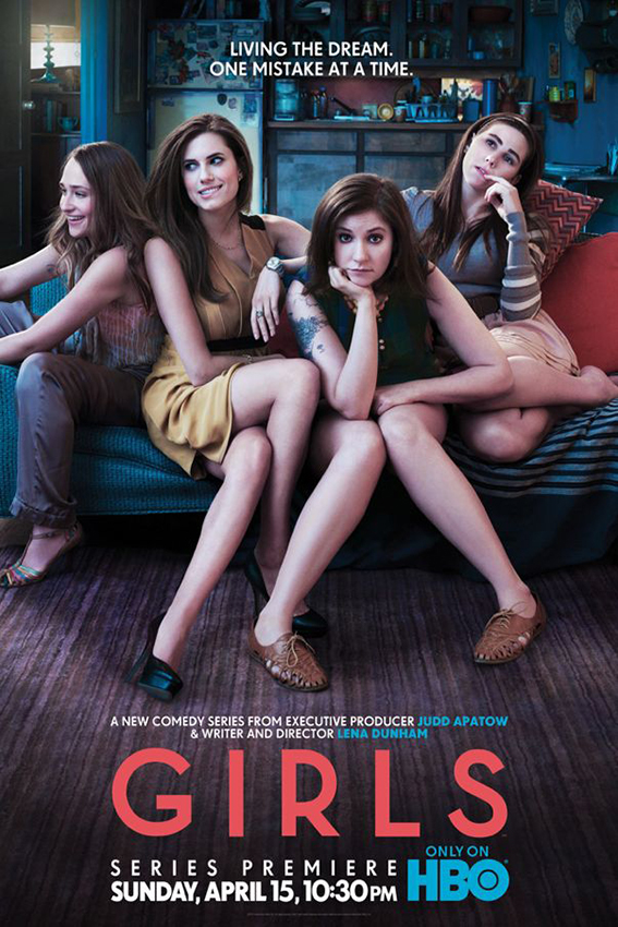 Girls SEASON 5 Completed [2012 – Current USA Series]
