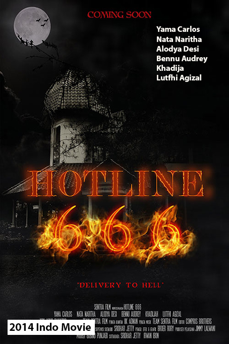 Hotline 666: Delivery to Hell [2014 Indonesia Movie] Horror