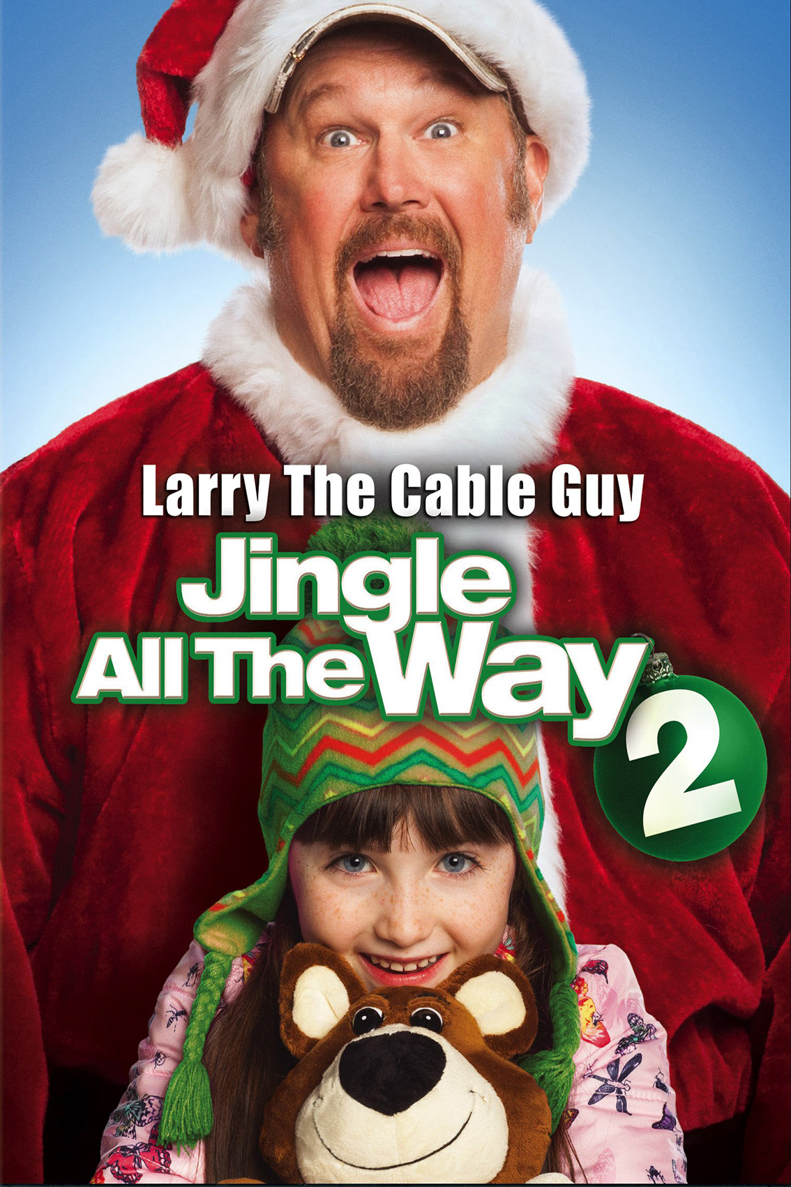 Jingle All The Way 2 [2014 USA Movie] Comedy, Family