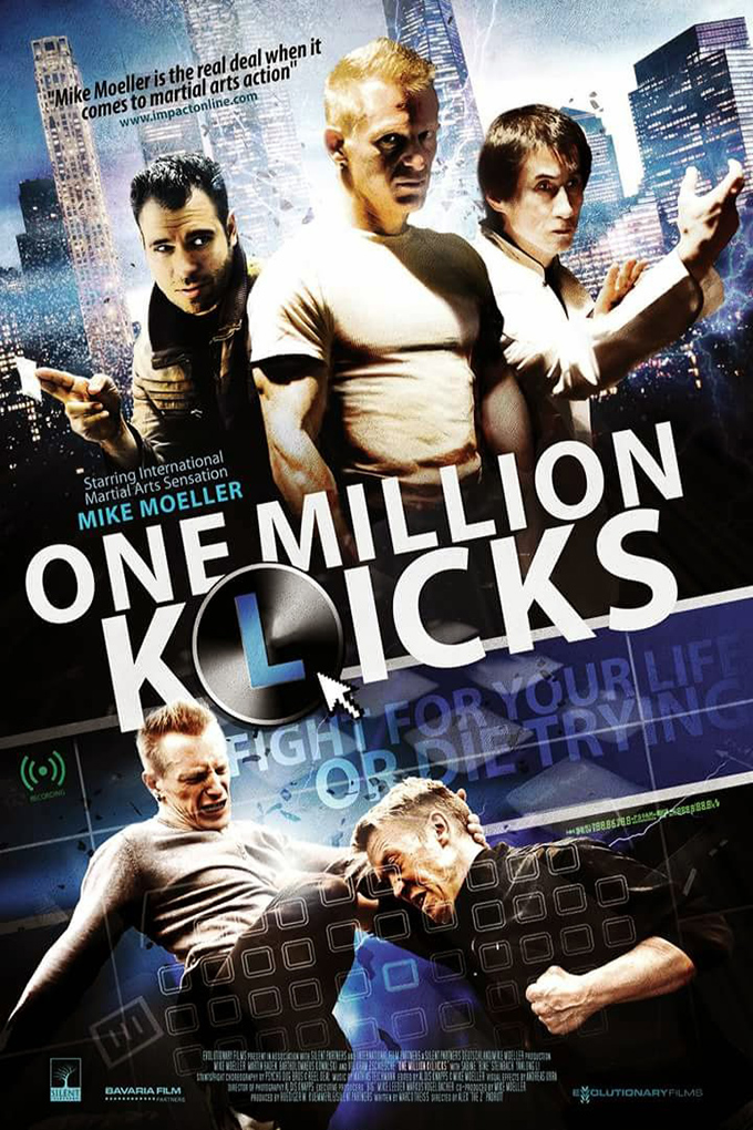 One Million Klicks [2015 Germany Movie] Eng Dub, Action