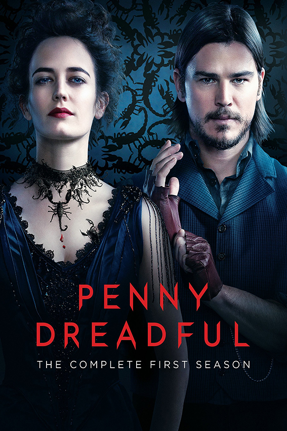 Penny Dreadful SEASON 1 Completed [2014 – Current USA Series]