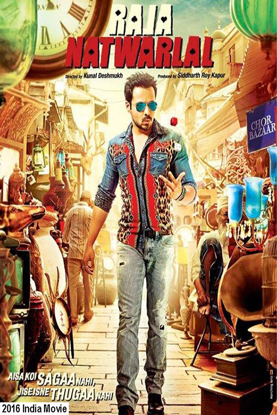 Raja Natwarlal [2014 India Movie] Hindi Drama, Thriller