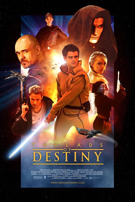 Star Wars: Thread of Destiny [2014 Sweden Movie] Action, Adventure, Sci Fi