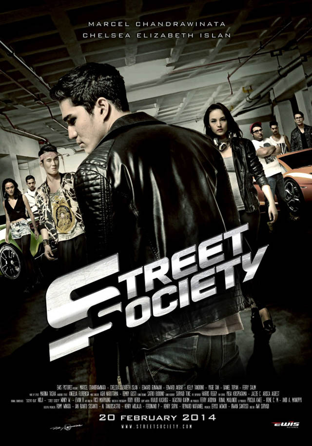 Street Society [2014 Indonesia Movie] Action