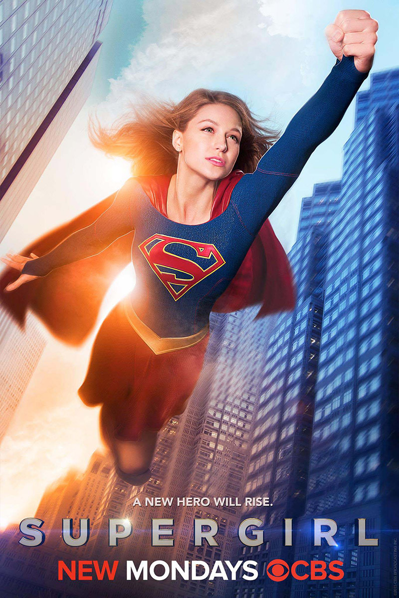 Supergirl SEASON 1 Completed [2016 USA Series]