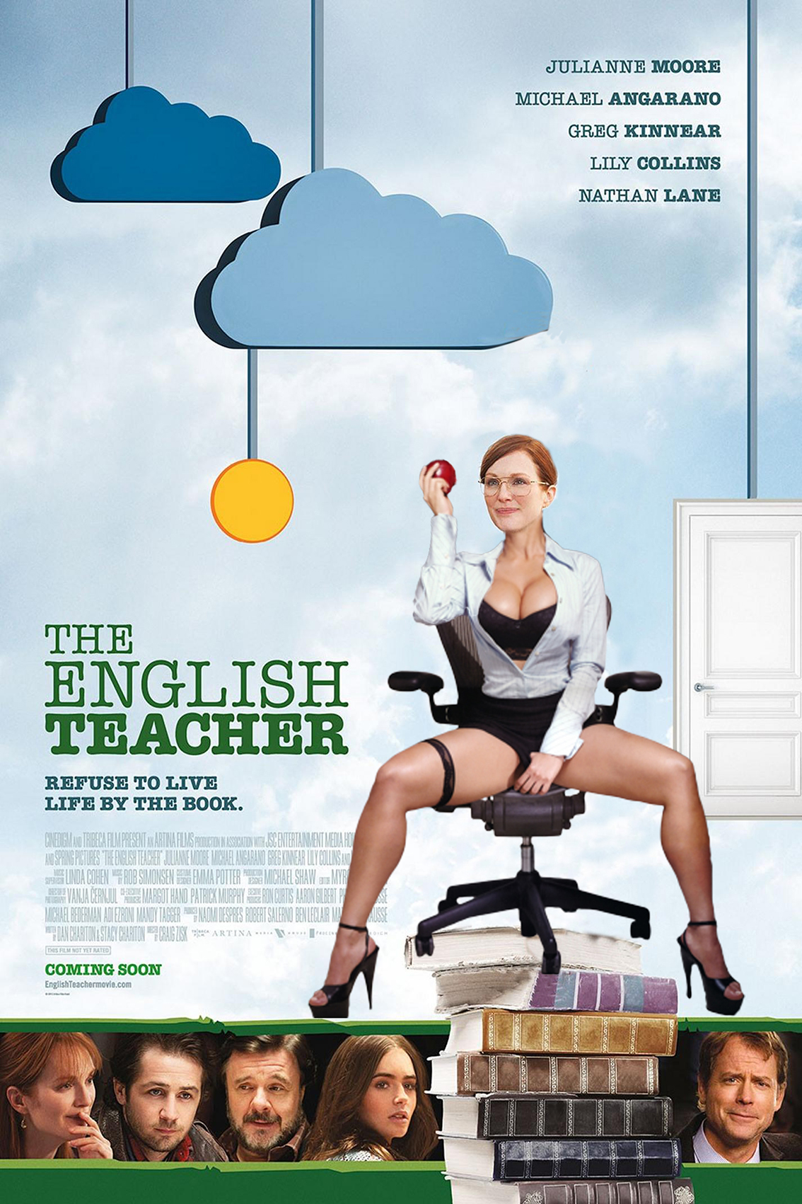 The English Teacher [2013 USA Movie] Comedy, Drama