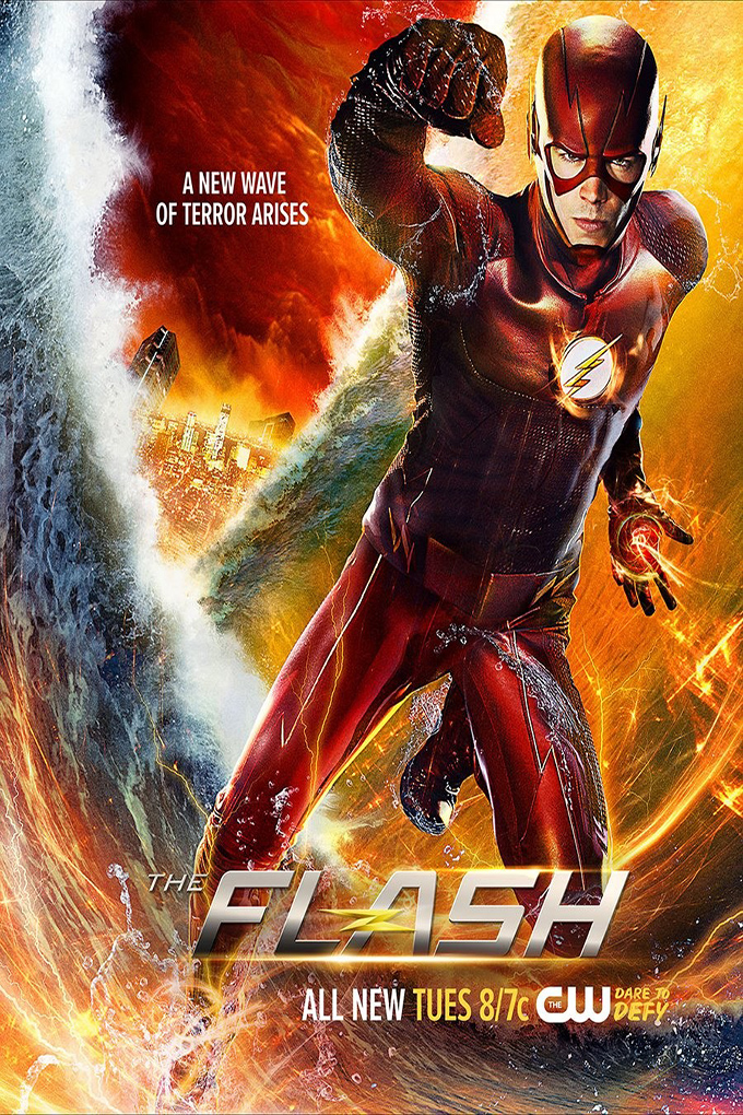 The Flash SEASON 2 Completed [2014 – Current USA Series]