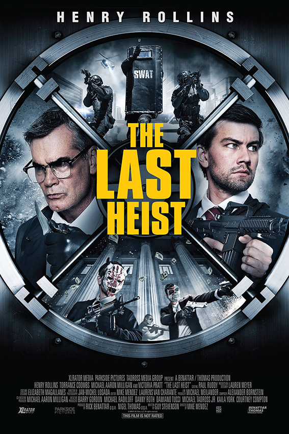 The Last Heist [2016 USA Movie] Action
