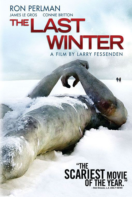 The Last Winter [2006 USA & Iceland Movie] Horror, Thriller