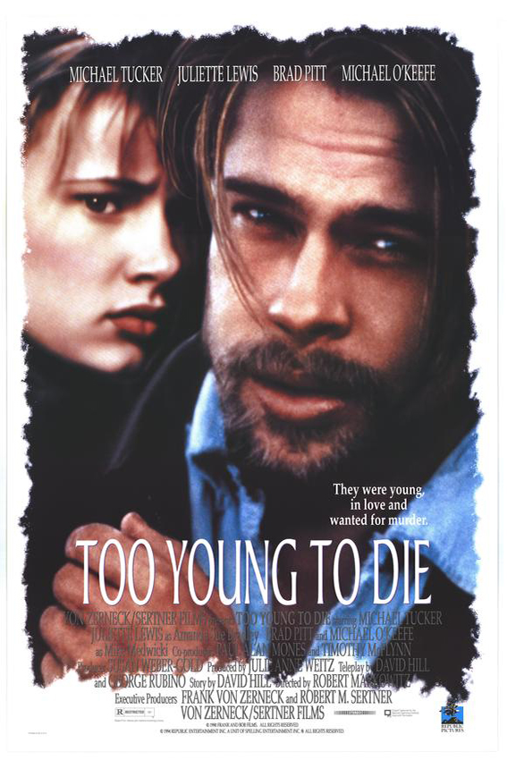 Too Young to Die [1990 USA Movie] Drama, Cirme