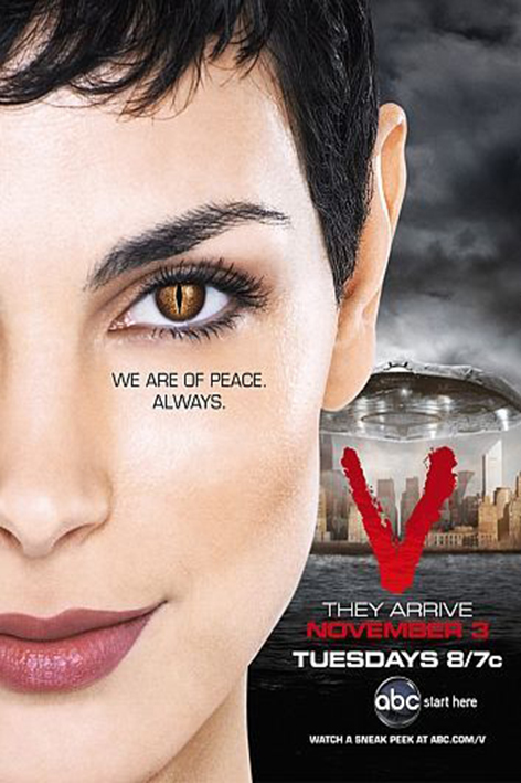 V Season 2 Completed [2009 – Current USA Series]
