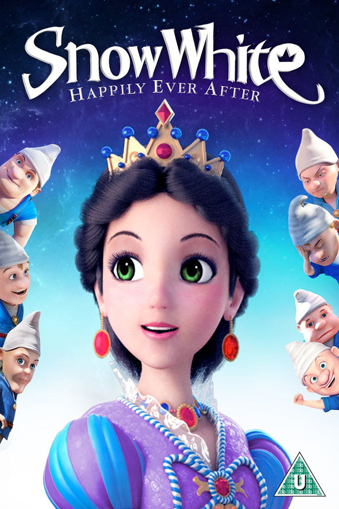 Snow White Happily Ever After [2016 USA Cartoon] Animation, Family
