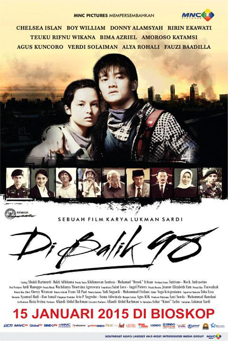 Di Balik 98 [2015 Indonesia Movie] Drama