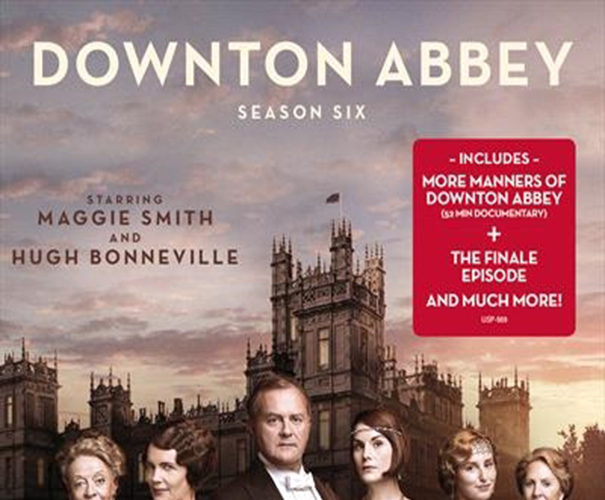 Downton Abbey SEASON 6 Completed [2010 – 2015 UK Series]