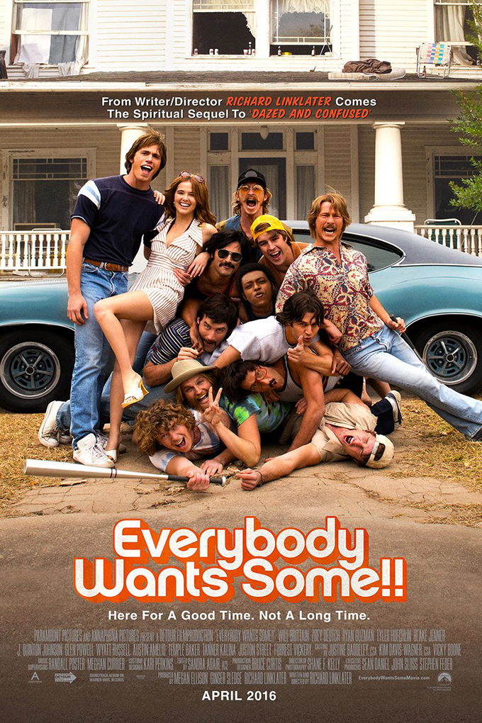 Everybody Wants Some  [2016 USA Movie] Comedy