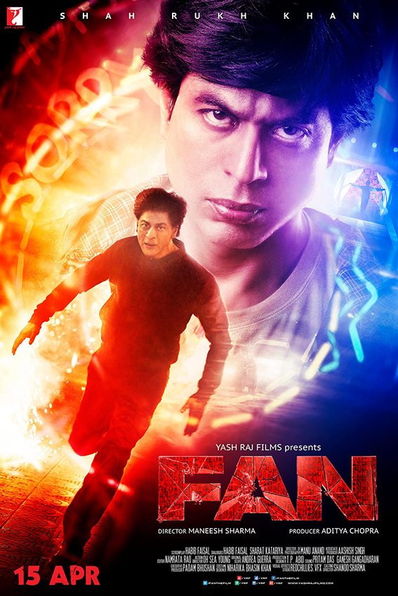Fan [2016 India Movie] Action, Drama, Thriller