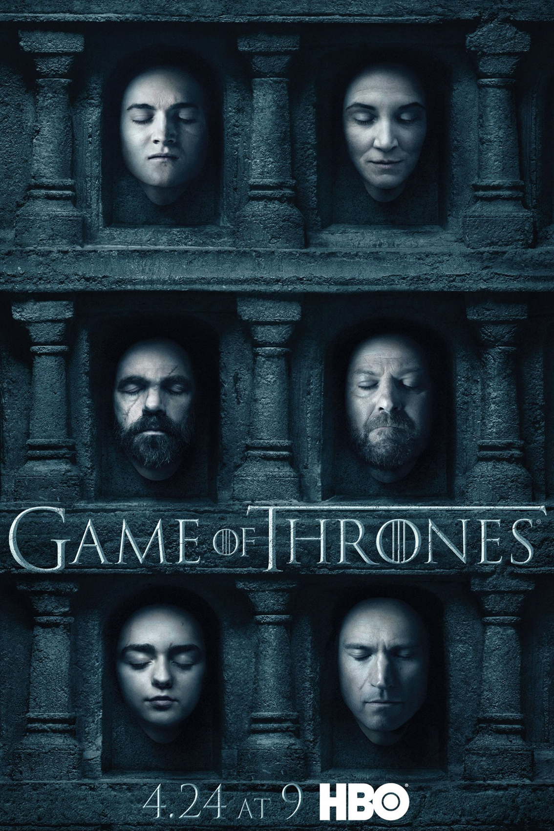 Game of Thrones SEASON 6 Completed [2016 USA Series]