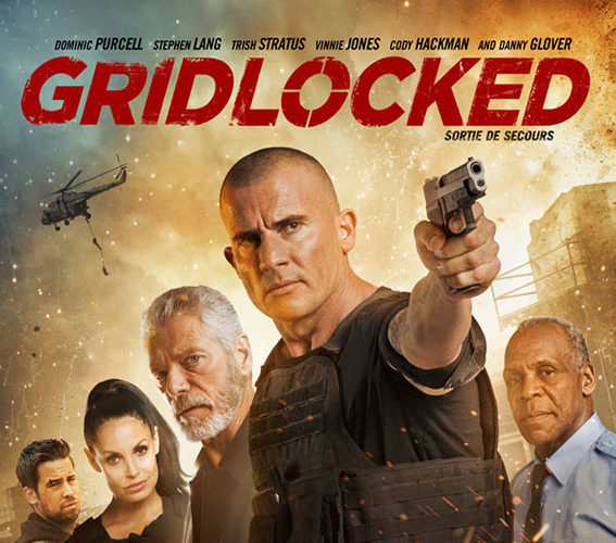 Gridlocked [2016 USA Movie] Action