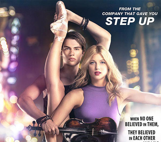 High Strung [2016 USA & Romania Movie] Drama, Romance, Musical