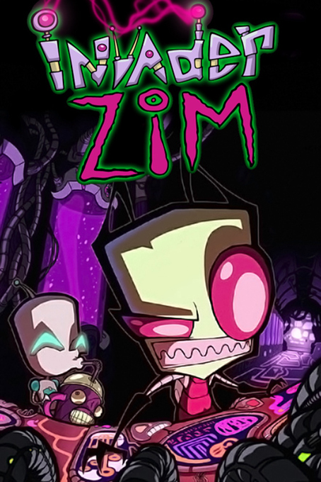 Invader Zim COMPLETE SERIES [2001 – 2004 USA Series] Animation