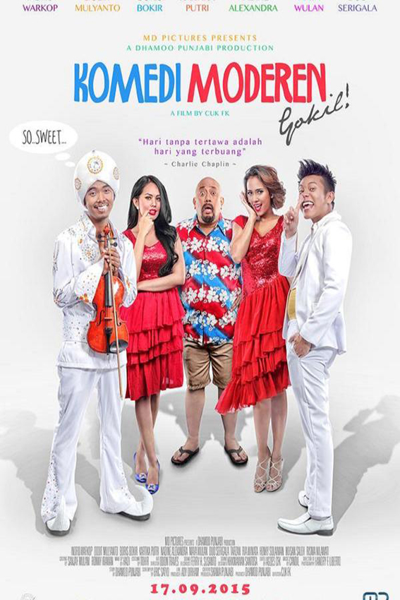 Komedi Moderen Gokil [2015 Indonesia Movie] Comedy