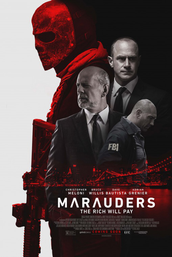 Marauders  [2016 USA Movie] Action
