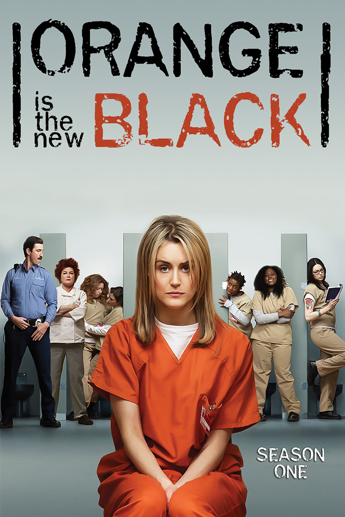 Orange is the New Black SEASON 4 Completed [2013 – Current USA Series]