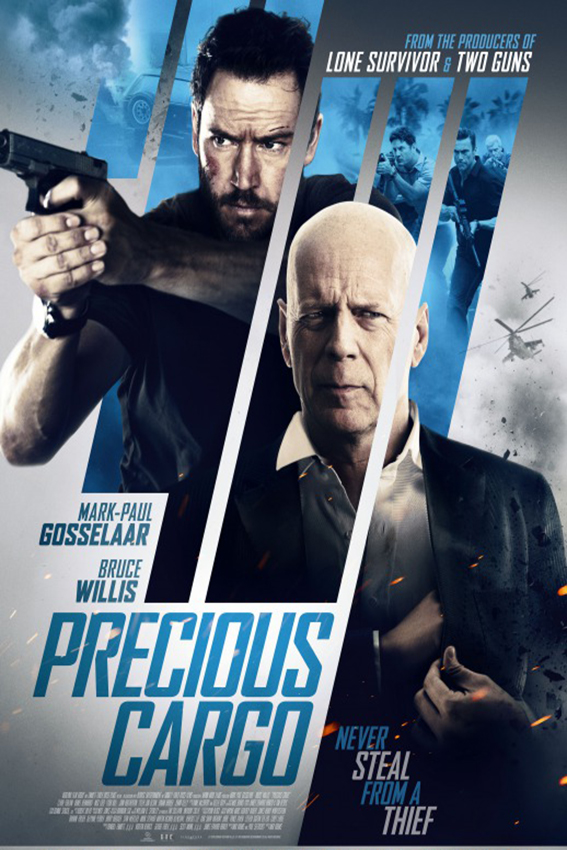 Precious Cargo [2016 Canada Movie] Action, Crime, Thriller
