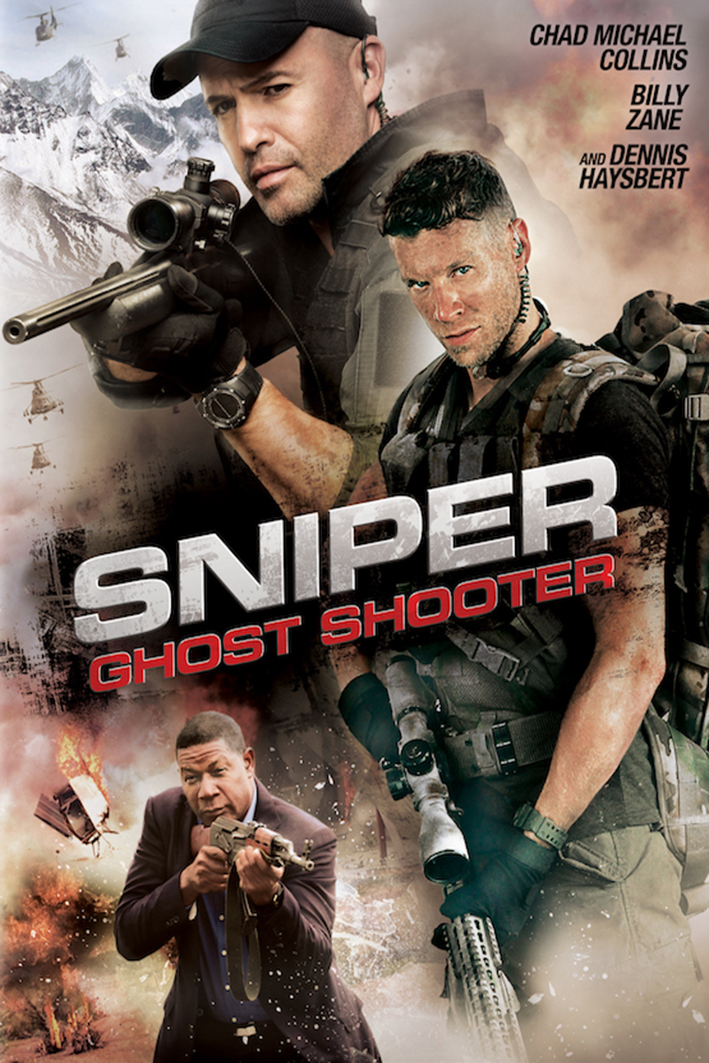 Sniper: Ghost Shooter [2016 USA Movie] Action, War