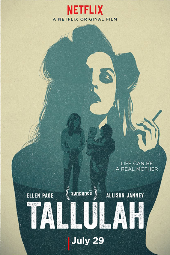 Tallulah [2016 USA Movie] Comedy, Drama, Romance