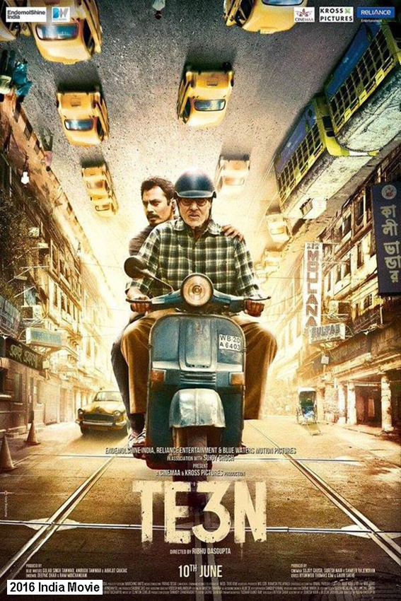 Te3n [2016 India Movie] Drama, Mystery, Thriller