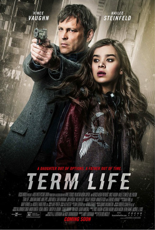 Term Life [2016 USA Movie] Drama, Crime, Thriller